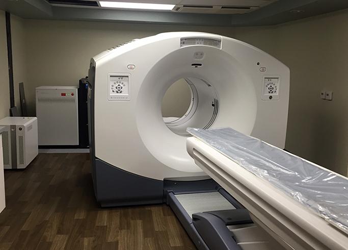 сколько стоит томография легких