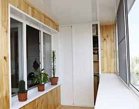 Сколько стоит сделать балкон под ключ — примерные цены