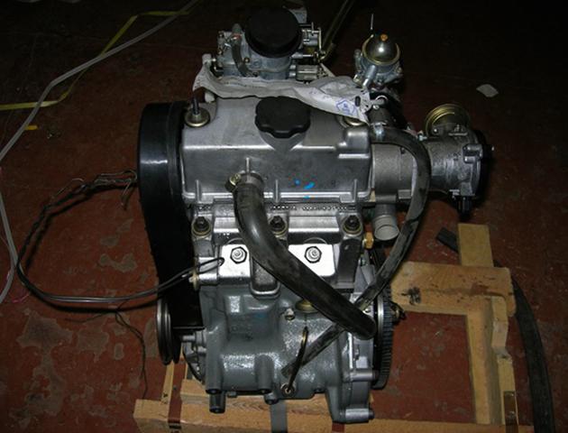 Двигатель на Оку