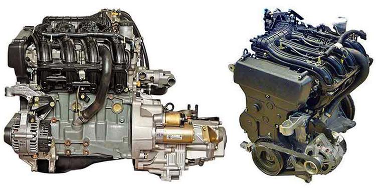Как выглядит двигатель от Приоры