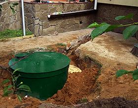 Сколько в среднем стоит сделать канализацию в частном доме