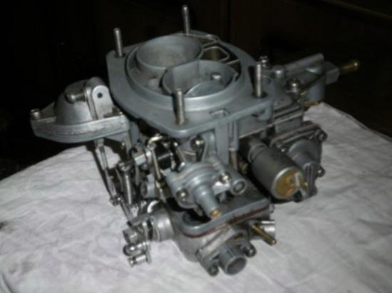 Новый карбюратор на ВАЗ-2107