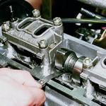 Сколько в среднем стоит отрегулировать клапана на ВАЗ 2114?