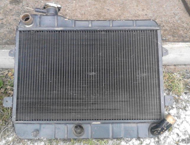 Медный радиатор