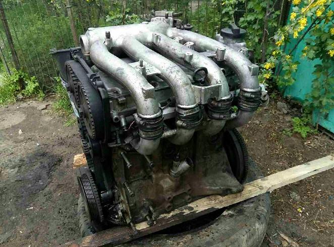 Новый мотор на ВАЗ 2110
