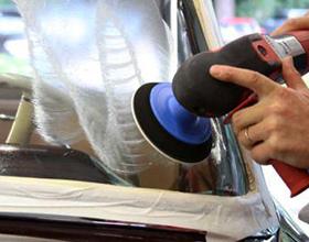 Сколько в среднем по России стоит отполировать лобовое стекло