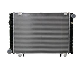 Сколько в среднем стоит радиатор на Газель и от чего зависит цена?