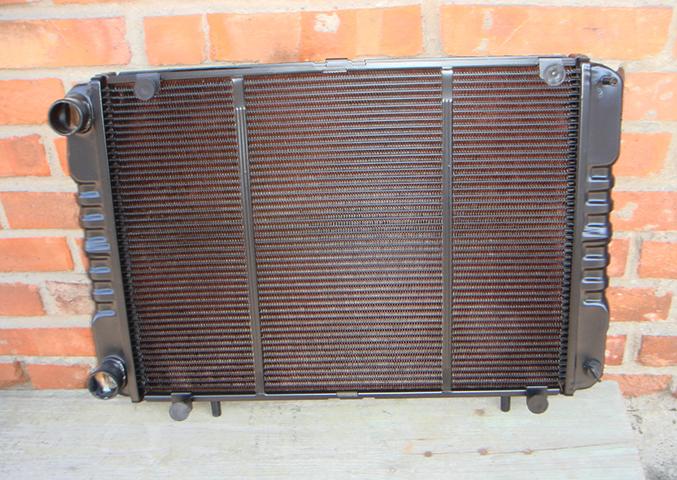 Перед установкой радиатора