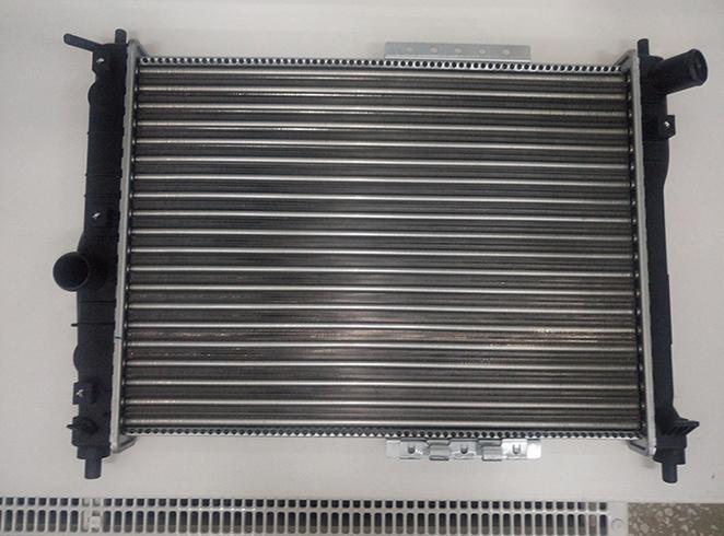 Радиатор перед установкой на Lanos
