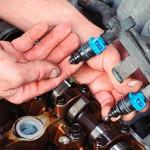 Сколько в среднем стоит промывка инжектора и форсунок?