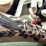 Сколько стоит сделать тату на руке и от чего зависит цена