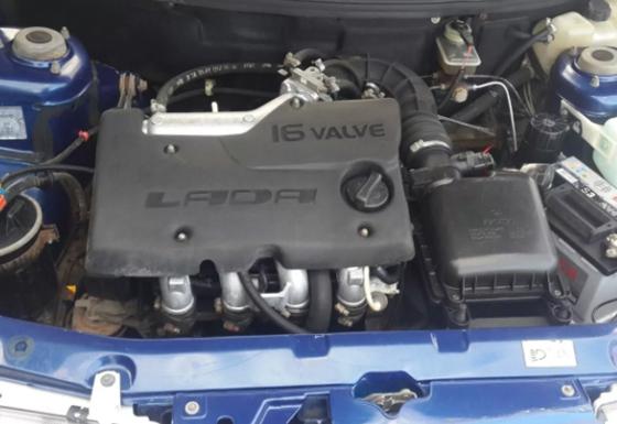 Двигатель в ВАЗ 2110