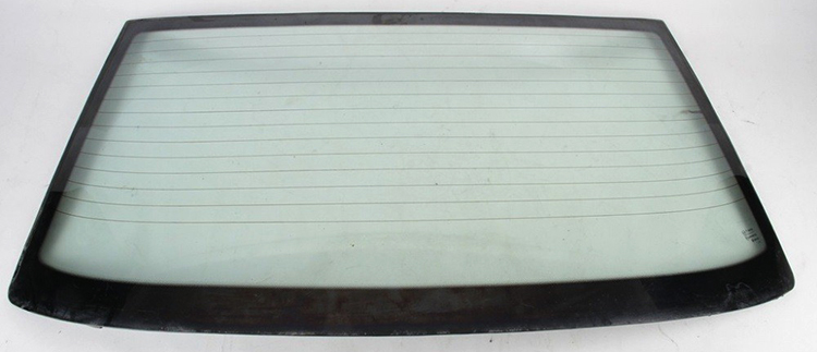 Новое заднее стекло на ВАЗ 2110