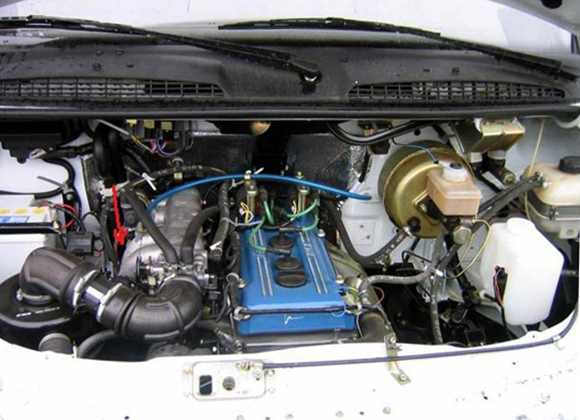 Двигатель в Газели
