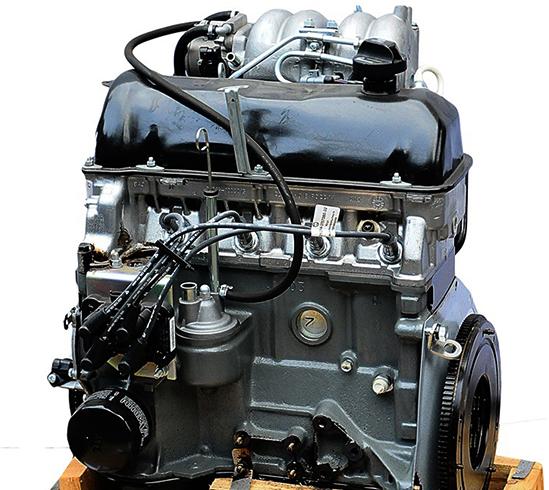 Новый двигатель на ВАЗ-2107