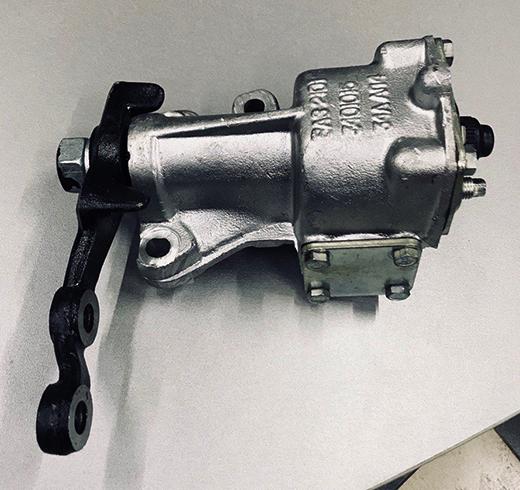 Рулевой редуктор на ВАЗ 2106