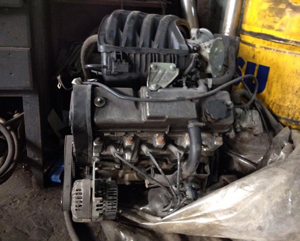 8-клапанный двигатель на ВАЗ 2114