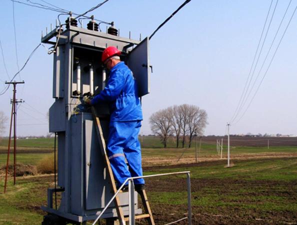Работа электрика