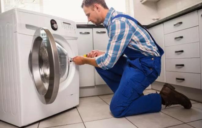Мастер со стиральной машинкой