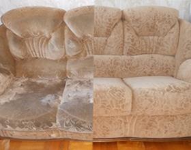Сколько стоит обшить диван новой тканью: особенности и средние цены