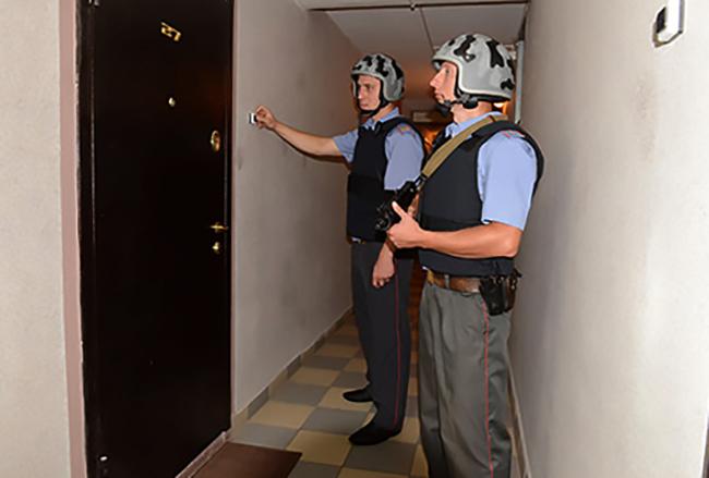 Охранники квартиры