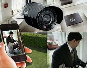 Сколько в среднем стоит поставить видеонаблюдение в доме