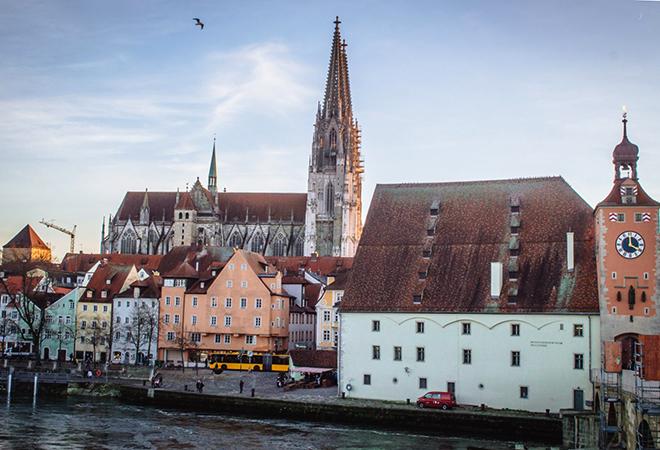 Красивая Германия