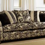 Во сколько в среднем обойдется перетяжка дивана тканью?