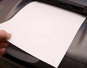 Сколько стоит распечатать лист A4 — средняя цена