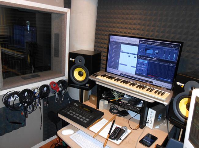 Профессиональная студия