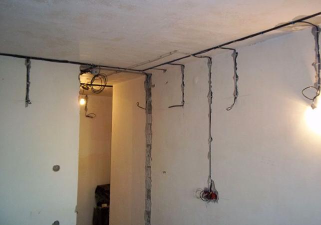 Проводка в квартире
