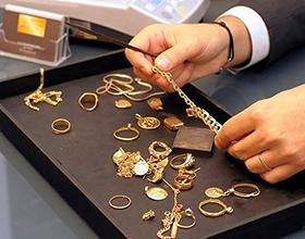 Сколько стоит сдать грамм золота в ломбарде?