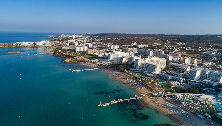 Красивый Кипр