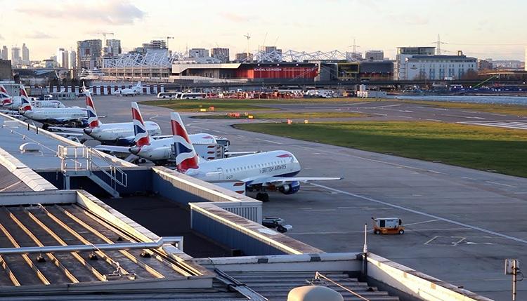 Аэропорт Лондона