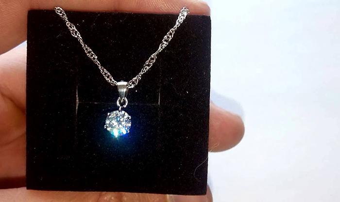 Новый алмаз в 1 карат
