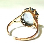 Сколько в среднем стоит уменьшить кольцо в размере?
