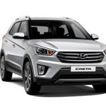 Сколько стоит кроссовер Hyundai Creta: комплектации и цены