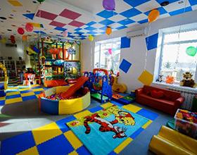 Сколько стоит открыть детскую игровую комнату?