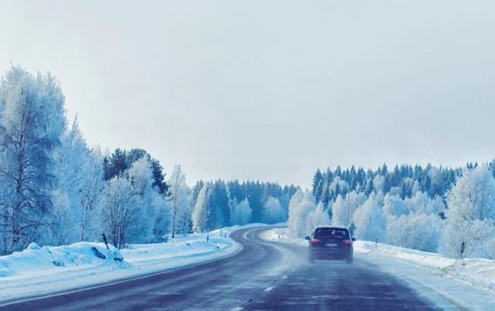 Дорога в Финляндию