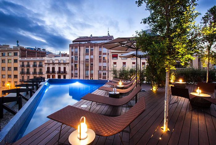 Отель Барселоны