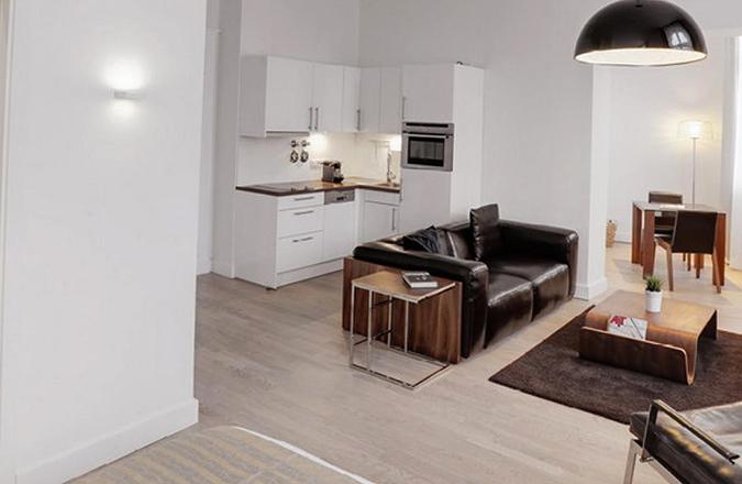 Красивые аппартаменты