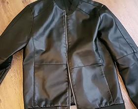 Сколько стоит перешив кожаной куртки?