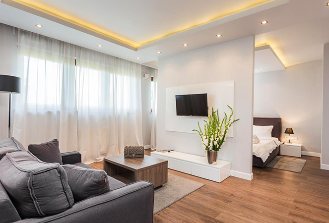 Красивая квартира в Польше