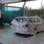 Сколько стоит помыть машину на мойке самообслуживания?