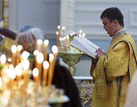 Сколько стоит заказать молебен в церкви?