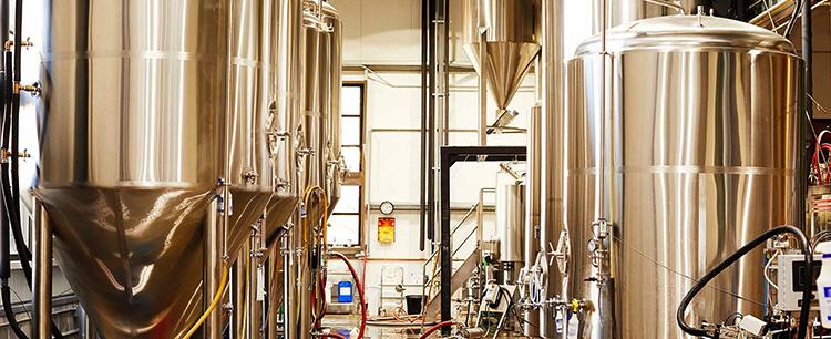 Небольшая пивоварня
