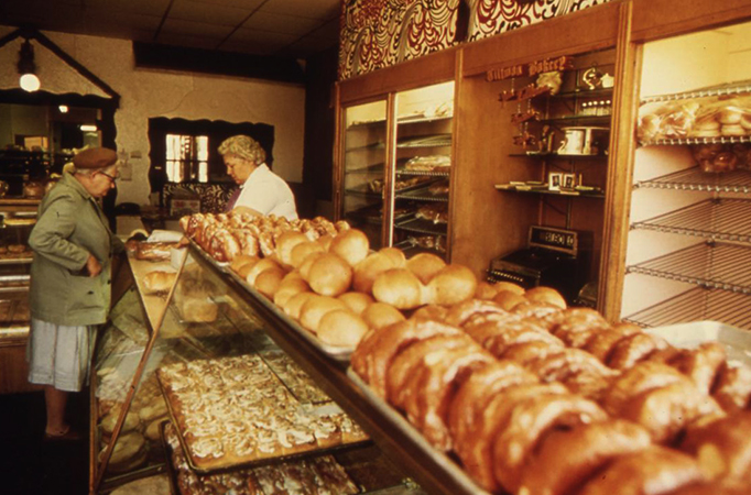 Новая пекарня