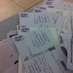 Во сколько в среднем обойдется отправить открытку за границу