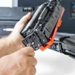 Сколько в среднем стоит заправить картридж для принтера?