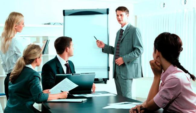 Представление бизнес-плана